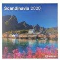 Scandinavia - Calendario 2020 — Calendario