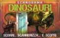 Scanorama Dinosauri - Libro