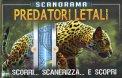 Scanorama Predatori Letali - Libro