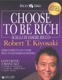 Scegli di Essere Ricco - Choose to Be Rich  - Libro