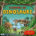 Scenari 3D Dinosauri - Pop Up