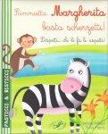 Scimmietta Margherita Basta Scherzetti! - Libro