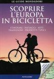 Scoprire l'Europa in Bicicletta  - Libro