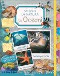 Scopro La Natura - Gli Oceani - Libro + Stickers