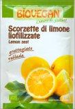 Scorzette di Limone Liofilizzate