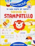 Scrivere In Stampatello  — Libro