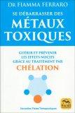 Se Débarrasser Des Métaux Toxiques - Libro