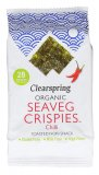 Seaveg Crispies Chili - Alghe Nori Chips