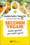 Secondi Vegani — Libro