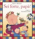 Sei Forte, Papà! + CD — Libro