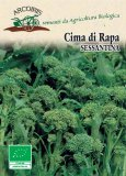 Semi di Cima di Rapa Sessantina - 8 gr - BU014