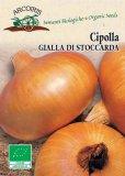 Semi di Cipolla Gialla di Stoccarda - 4 gr - BU060