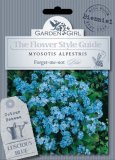 Semi di Mysosotis Alpestris - Forget-me-not Blue