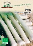 Semi di Porro Lungo d'Inverno - 3 gr - BU040