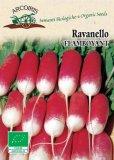 Semi di Ravanello Flamboyant - 4 gr - BU057