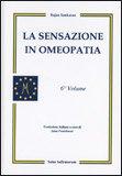 La Sensazione in Omeopatia - 6° Volume — Libro
