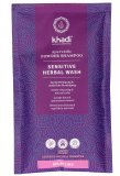 Sensitive Herbal Wash - Shampoo in Polvere Ayurvedico