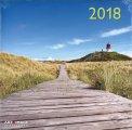 Sentieri - Calendario 2018
