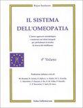 Il Sistema dell'Omeopatia - 4° Volume