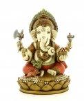 Statuetta Ganesh Seduto