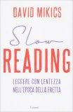 Slow Reading - Libro