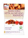 Snack Mandorle con Uvetta, Alchechengi e Amarene Bio