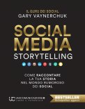Social Media Storytelling - Libro