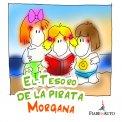 Spanish Edition - El Tesoro de la Pirata Morgana  - Download MP3