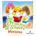 Spanish Edition - El Tesoro de la Pirata Morgana  - Download MP3
