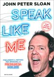 Speak Like Me — Libro