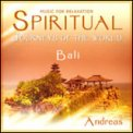 Spiritual Journeys of the World - Bali  - CD