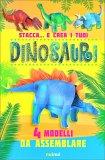 Stacca... e Crea i tuoi Dinosauri — Libro