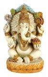 Statuetta di Ganesh Grande - Ganesh Seated Large
