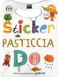 Sticker Pasticcia  - Libro