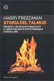 Storia del Talmud — Libro