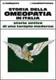 Storia dell'Omeopatia in Italia - Libro