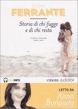 Storia di Chi Fugge e di Chi Resta - CD MP3