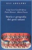 Storia e Geografia dei Geni Umani — Libro