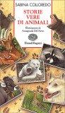 Storie Vere di Animali - Libro
