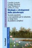Strategie e Stratagemmi della Psicoterapia  - Libro