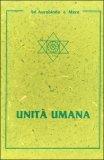 Sull'unità Umana