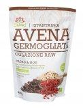 Avena Germogliata - Colazione Raw - Cacao e Goji