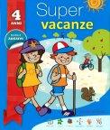 Super Vacanze - 4 Anni - Libro