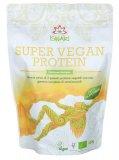 Super Vegan Protein -  Mix: Proteine del Riso, Piselli e Canapa in Polvere