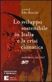 Lo Sviluppo Sostenibile in Italia e la Crisi Climatica