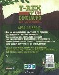 T-rex - Un Dinosauro da Costruire - Libro