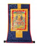 Tangka Buddha Shakyamuni