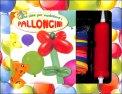 Tante Idee per Modellare i Palloncini + Palloncini e Pompetta per Gonfiarli