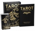 Tarocchi Dorati - Tarot Gold & Black Edition — Carte