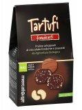 Tartufi Fondenti - Praline al Cioccolato Fondente e Anacardi